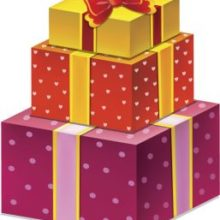 Подарок девушке на день рождения с выдумкой