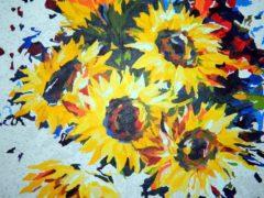 Раскраски по номерам на холсте Белоснежка (отзыв). Арт терапия дома