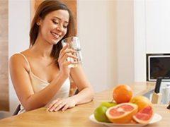 Как правильно пить воду? Привычка третья
